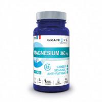 Magnésium 60 comprimés Stress Sommeil Fatigue