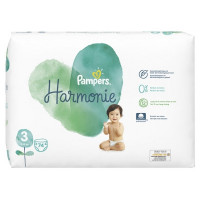 Harmonie 74 Couches Taille 3 (6-10 Kg)