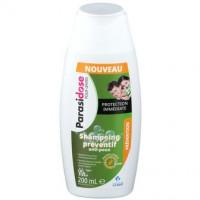 Parasidose Shampoing préventif anti-poux 200 mL