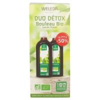 Duo Detox Bouleau Bio 2X 250 ML
