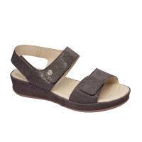 CHRISTY 2.0 Sandales Taupe
