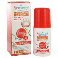 Articulations & Muscles Pure Heat Roller aux Huiles Essentielles 75 ml