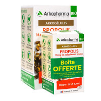 Arkogélules propolis bio 130 + 40 gélules