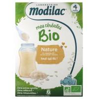 Mes Céréales Bio Dès 4 Mois Nature 250 g