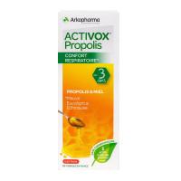 Activox propolis sirop confort respiratoire 140ml
