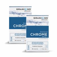 Chrome 250µg 2x60 Comprimes Granions