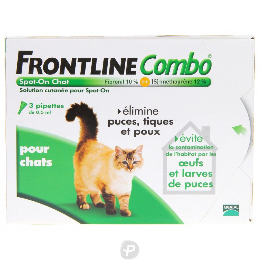 Frontline combo chat pharma360 - Frontline combo chat 6 pipettes ...