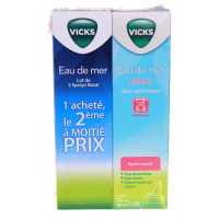 Spray Nasal Enfants x2 Isotonique...
