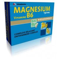 Magnésium vitamine B6