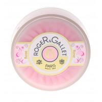 ROSE Savon Parfumé Boite Voyage