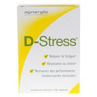 D-stress Fatigue et Stress