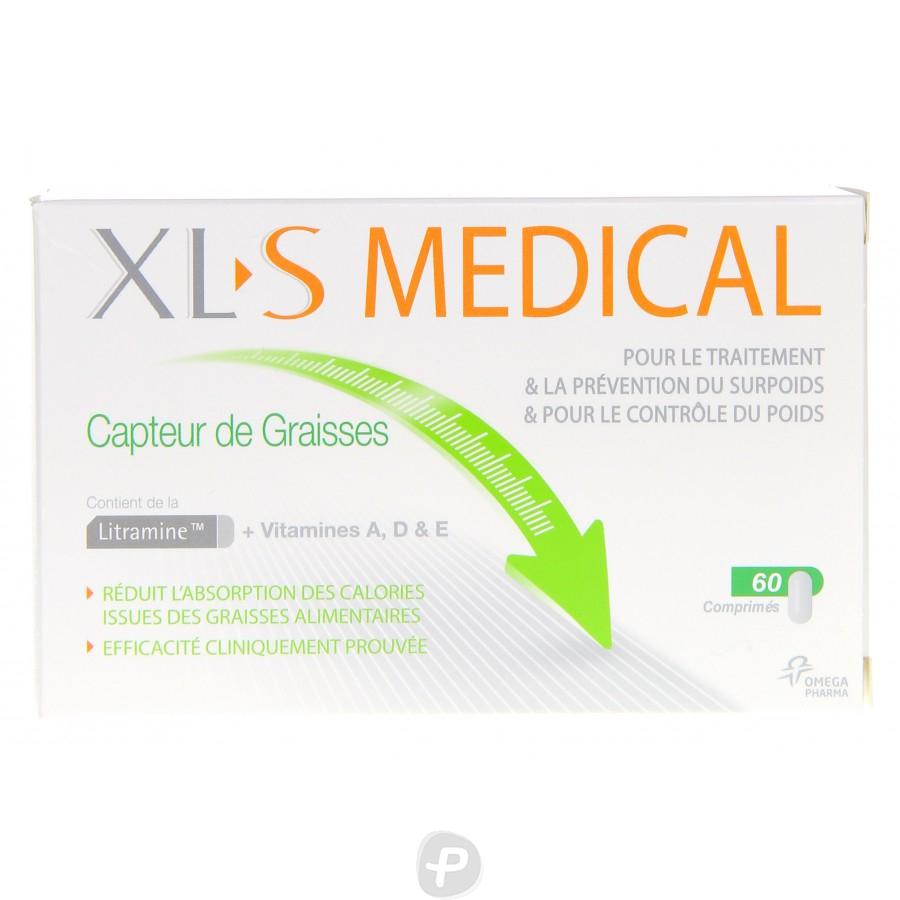 XL-S MEDICAL - Capteur de Graisses - Pharma360