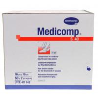 MEDICOMP Compresses 10 x 10 Non...