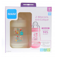 Biberon anti-colique 160 mL - Lot...