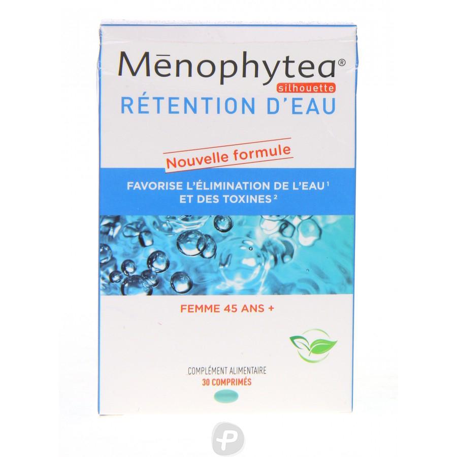 MENOPHYTEA - SILHOUETTE Rétention d'Eau - Pharma360