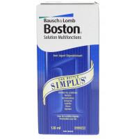 BOSTON Simplus pour Lentilles Rigides