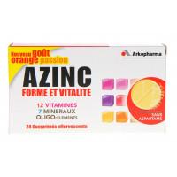AZINC Forme et Vitalité Effervescent