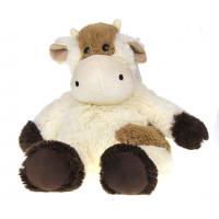 Bouillotte Vache Marron Cosy Plush