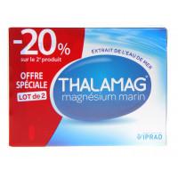 Thalamag Magnésium Marin Lot de 2