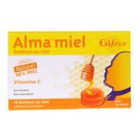 ALMA Pastilles au miel et Vitamine C