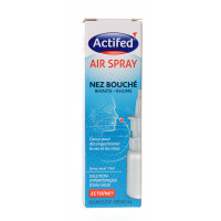Actifed Air Spray Nez Bouché