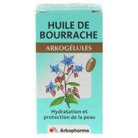 Arkogélules Huile de Bourrache
