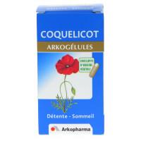Arkogélules Coquelicot
