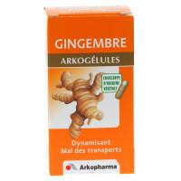 Arkogélules Gingembre