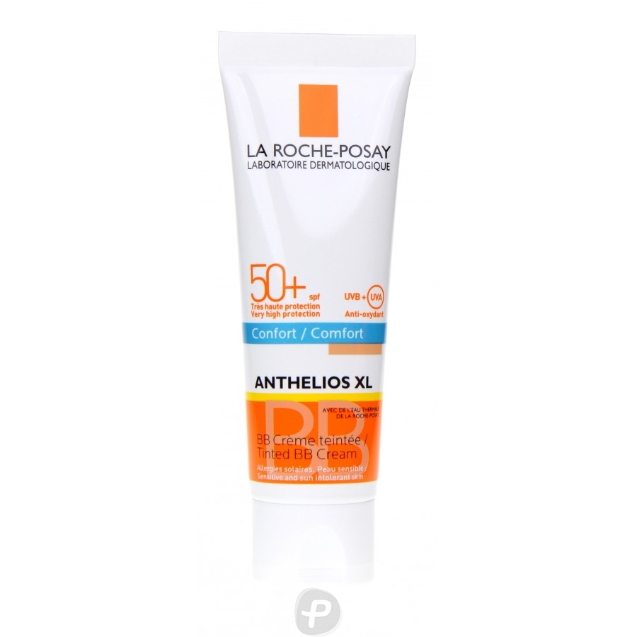 la roche posay anthelios spf 50 bb cr me teint e confort pharma360. Black Bedroom Furniture Sets. Home Design Ideas