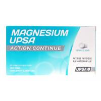 Magnésium UPSA Action Continue