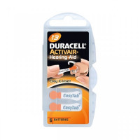 Piles auditives Duracell Activair...