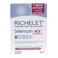 Sélénium ACE Optimum 50+ Offre...