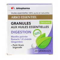 Digestion - Granules aux huiles...