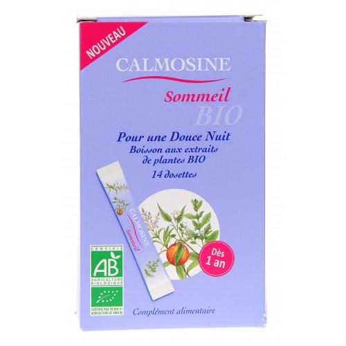 Calmosine sommeil dosette boite de 14
