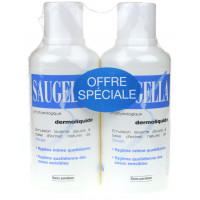 DERMOLIQUIDE - Lot 2 x 500 ml