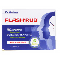 Flash'Rub Nez et Gorge Voies...