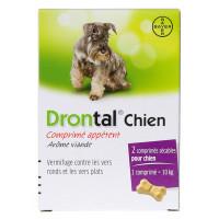 Drontal Chien Vermifuge 2 Comprimés