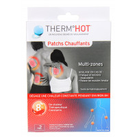 Therm°Hot 2 Patchs Chauffants...