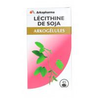 Arkogélules Lecithine de Soja