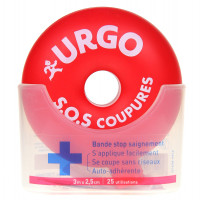 SOS Coupures - Bande Auto-Adhérente