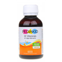 PEDIAKID 22 Vitamines et...