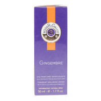 GINGEMBRE Eau Fraiche Parfumée 50 mL