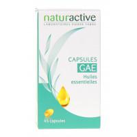 G.A.E. Capsules Huiles Essentielles