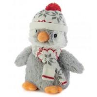 Pingouin Peluche Bouillotte