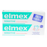 Sensitive pâte dentifrice