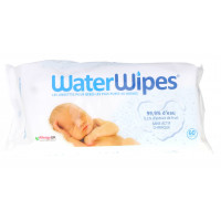 WaterWipes Lingettes Bébé Pures 60...