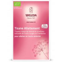 Tisane Allaitement Bio Fruits Rouges