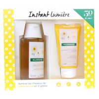 Coffret Camomille Shampooing et...