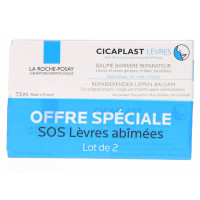 CICAPLAST Lèvres Baume Barrière...