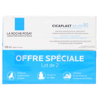 Cicaplast Baume B5 100 mL Lot de 2